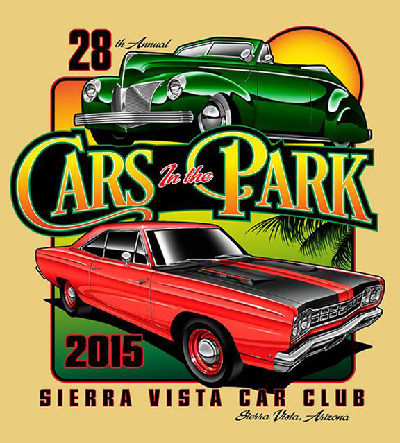 Cars in the Park 2015