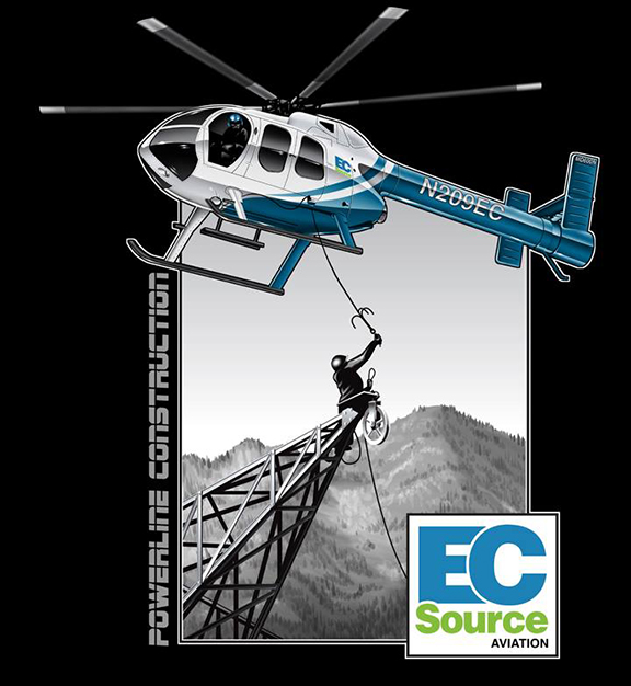 EC Source Helicopter
